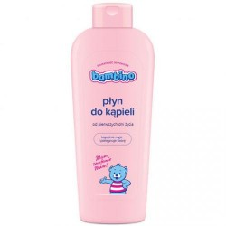 BAMBINO Plyn do kapieli / Lagodnie myje i pielegnuje skore
