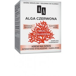 AA Botanical Infusion 40+ ALGA CZERWONA - MOC WYGLADZENIA // krem na dzien // intensywne wygladzenie+nawilzenie