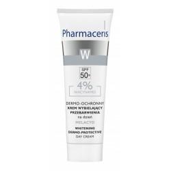 Eris PhW MELACYD // Dermo-Ochronny Krem Wybielajacy Przebarwienia na dzien SPF50 // 4% niacynamid