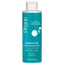 Lirene Algae Pure technology // Physio-Micelarny zel do oczyszczania twarzy z blekitna alga // Kazdy typ cery