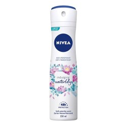Nivea anti-perspirant for women SOFT WATERLILY ANTYPERSPIRANT SPRAY 150 ML