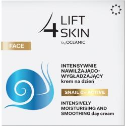 AA Lift 4 Skin INTENSYWNIE NAWILZAJACO-WYGLADZAJACY kram na dzien // snail C + active // 50ml