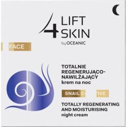 AA Lift 4 Skin TOTALNIE REGENERUJACO-NAWILZAJACY kram na noc // snail C + active // 50ml