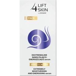 AA Lift 4 Skin EKSTREMALNIE NAWILZAJACO-ENERGIZUJACE serum // snail C + active // 35ml