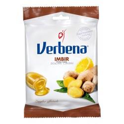 Verbena IMBIR cukierki ziolowe // 60g