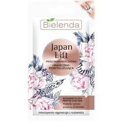 Bielenda JAPAN LIFT //  Rewitalizująca maseczka przeciwzmarszczkowa