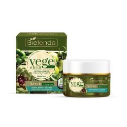 Bielennda Vege Skin Diet // Krem NAWILŻENIE + DETOKS cera sucha i wrażliwa //50 ml