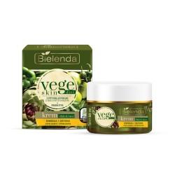 Bielenda Vege Skin Diet // Krem ENERGIA + DETOKS cera szara i zmęczona // 50ml