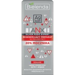 Bielenda  ANX PODO EXPERT // Regenerujący preparat na pękające pięty 20% MOCZNIKA // 50g.