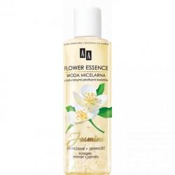 AA  Flower Essnce JASMINE // Woda micelarna NAWILŻANIE + JĘDRNOŚĆ //  kolagen, ekstrakt z jasminu