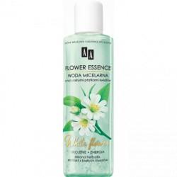 AA Flower Essence WHITE FLOWERS // Woda micelarna UKOJENIE + ENERGIA //  zielona herbata, ekstrakt z bialych kwiatow