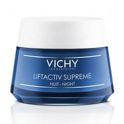 VICHY LIFTACTIV Supreme NA NOC // Kompleksowa przeciwzmarszczkowa pielegnacja ujedrniajaca  // RAMNOZA 5 % // bez parabenow