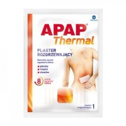 THERMAL Plaster Rozgrzewajacy // 8h kojacego ciepla // lagodzenie bolu plecow, miesni, stawow // rekomendowany przez APAP