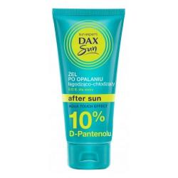 DAX Sun // ZEL PO OPALANIU Lagodzaco-chlodzacy // S.O.S dla skory // 10% D-Pantenolu // 200ml