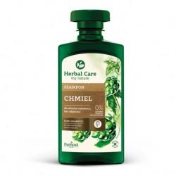 Farmona Herbal Care // Szampon CHMIEL do wlosow matowych, bez objetosci // 0% barwnikow, parabenow,alkoholu etylowego