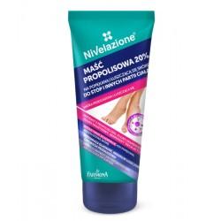 FARMONA Nivelazione  Maść propolisowa 20% na popękaną i łuszczącą się skórę // nawilżenie i odżywienie skóry // 75 ml