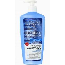 Eveline  MicroBIOme Protection // Intensywnie nawilżający balsam do ciała  5w1 // skora sucha i odwodniona // 350 ml