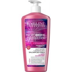 Eveline MicroBIOme Protection //  Odżywczo ujędrniający balsam do ciała  5w1 //  skóra sucha i pozbawiona elastyczności  350ml