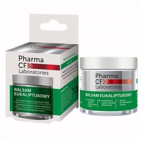 Balsam Eukaliptusowy  // relaksujący masaż , zmniejszenie napięcia   zmęczonych mięśni //  65g