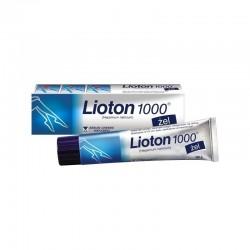 Lioton 1000, 8,5 mg/g (1000 j.m.)/g, żel, 100 g