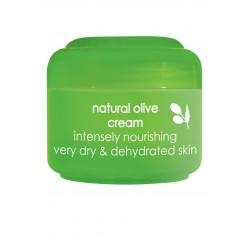 ZIAJA naturalny krem oliwkowy // cera sucha i normalna