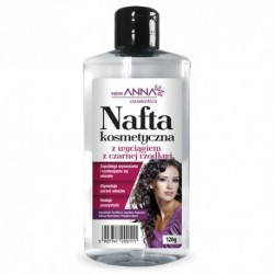 ANNA Nafta Kosmetyczna z wyciagiem z czarnej rzodkwi /Zapobiega wysuszaniu i rozdwajaniu wlosow,stymuluje porost wlosow