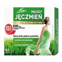 Młody Jęczmień, tabletki, 60 szt. (Colfarm) // Suplement diety