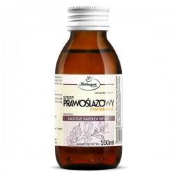 SYROP PRAWOSLAZOWY Z WITAMINA  C // Suplement diety // Herbapol