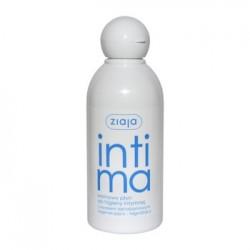 ziaja INTIMA kremowy plyn do higieny intymnej z kwasem laktobionowym // regenerujaco- lagodzacy // dozownik 200 ml