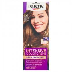 PALETTE INTENSIVE COLOR BW7 Mineralny Ciemny Blond // potrojna oslona: keratyna, panthenol, nutri-oil // intensywnosc koloru