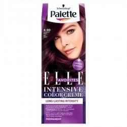 PALETTE Intensive Color Creme 4-90 CZERWONY FIOLET // ochrona przed blaknieciem, pielegnacja