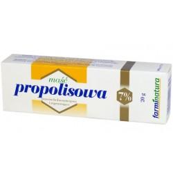 Masc propolisowa 7% // 20g // farminatura