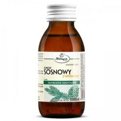 SYROP SOSNOWY Z WITAMINA C // Suplement diety // Herbapol