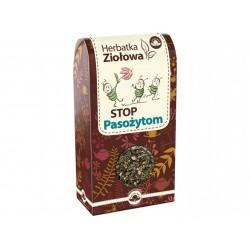 STOP PASOZYTOM herbatka ziolowa // kontrola pasozytow jelitowych // susz ziolowy - 80g
