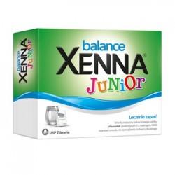 XENNA balance JUNIOR, Leczenie zaparc //  14 saszetek