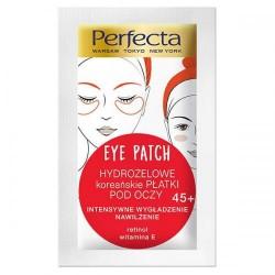 Perfecta EYE PATCH 45+ Hydrozelowe platki pod oczy