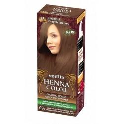 VENITA Henna Color PIANKA KOLORYZUJACA 13 Orzech laskowy