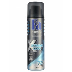 FA Deod. for men XTREME COOL 72h