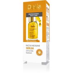 DELIA Vitamins A+E+F 100% SERUM// Intensive treatment Anti-wrinkle & revitalising