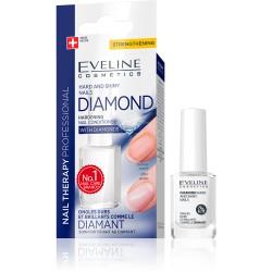 EVELINE Paznokcie twarde i lsniace jak DIAMENT // Odzywka wzmacniajaca z diamentami