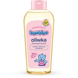 Bambino OLIWKA 150ml // Nawilza, natluszcza, pielegnuje / Od pierwszych dni zycia