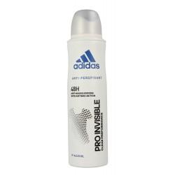 ADIDAS Pro Invisible antiperspirant deodorant spray for women //150 ml