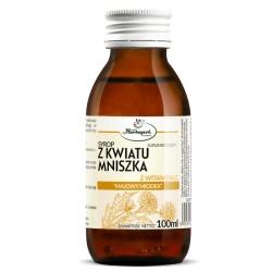 Syrop z KWIATU MNISZKA z witamina C - Majowy Miodek // Herbapol // 100ml