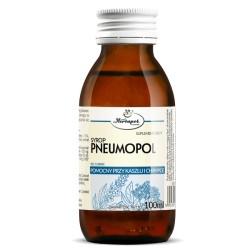 Syrop PNEUMOPOL pomocny przy kaszlu i chrypce // Herbapol // 100ml