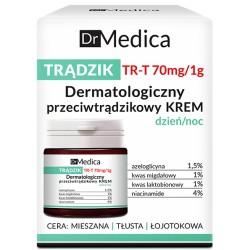 Bielenda Dr Medica TRADZIK // dermatologiczny przeciwtradzikowy krem  na dzien / na noc // 50ml