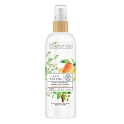 Bielenda ECO NATURE - Śliwka kakadu + Jaśmin + Mango - woda tonizująca nawilżająco-kojąca // do suchej i odwodnionej skóry