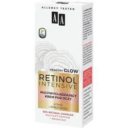 AA Retinol Intensive MULTIWYGLADZAJACY Krem pod OCZY // lifting + sprezystosc // bio-retinol, multilift peptide, reishi bio