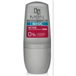 AA MEN- BASIC // Active Anti-Perspirant 24h