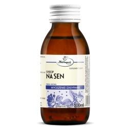 SYROP NA SEN // Suplement diety //Herbapol