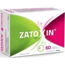 ZATOXIN // zatoki, katar, uklad oddechowy // 60 tabletek powlekanych